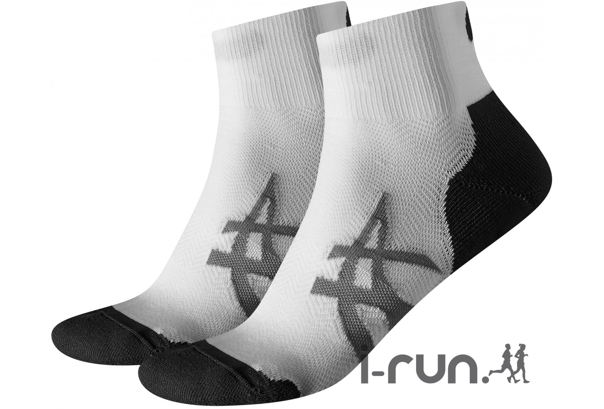Asics Pack 2 paires Cushioning Chaussettes