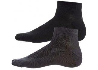 Asics pack 2 pares de calcetines Ultra Lightweight Quarter