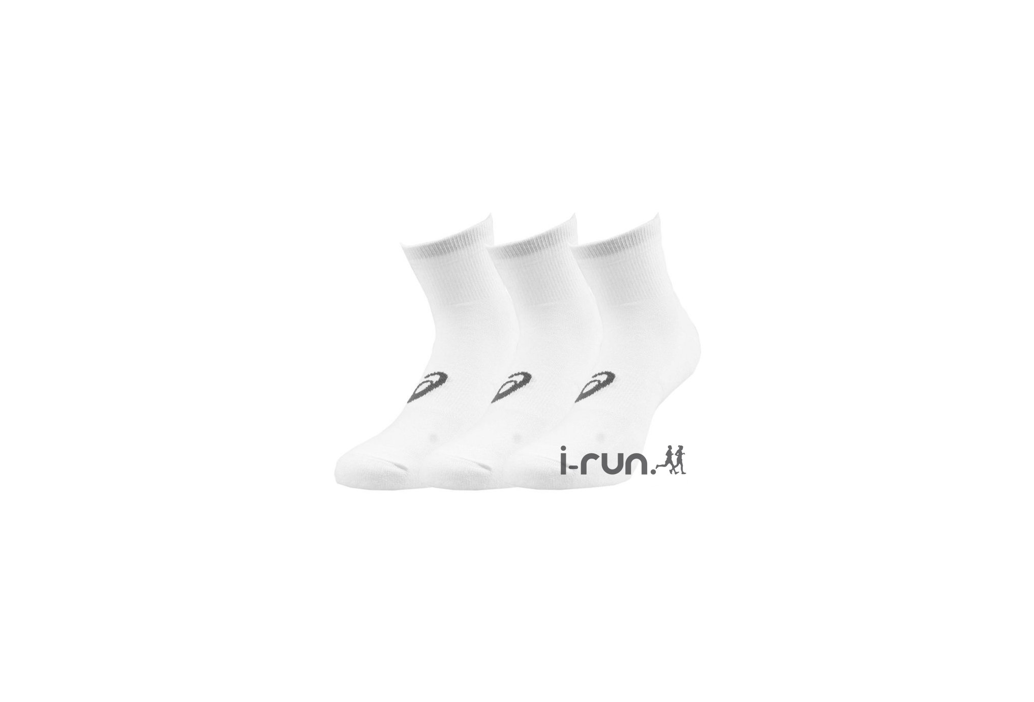 Asics Pack 3 paires Crew Sock Chaussettes