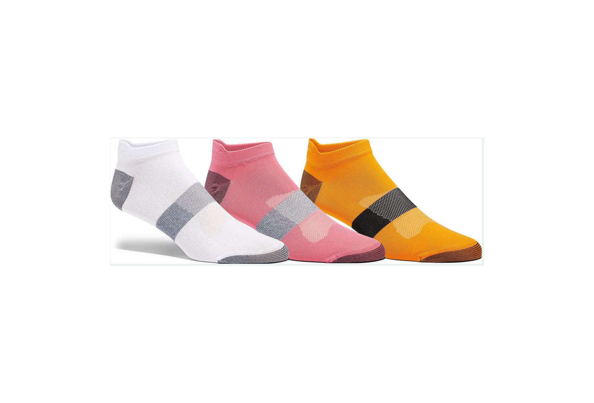 Asics Pack 3 paires Lyte Chaussettes