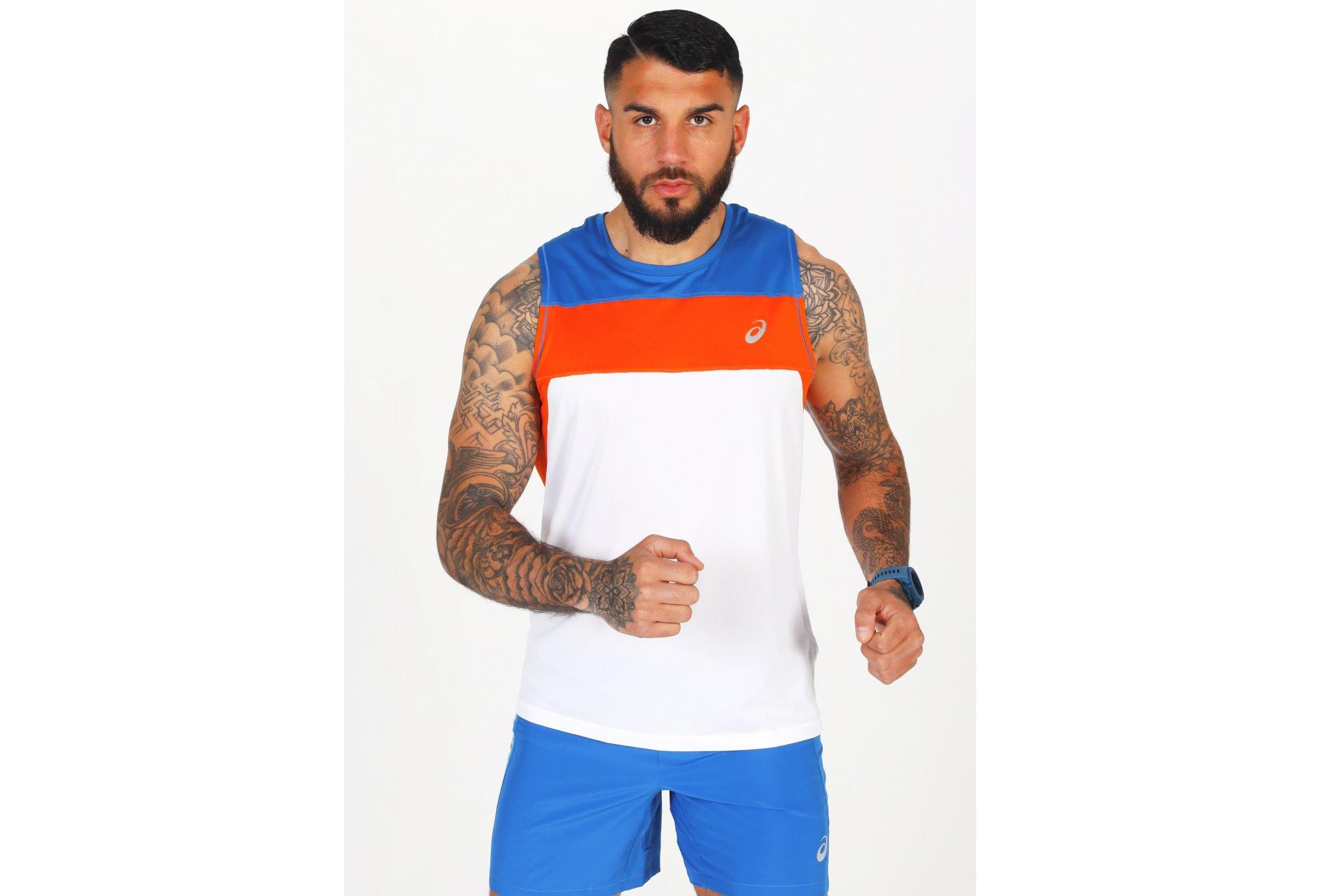 Asics Race M Diététique Vêtements homme