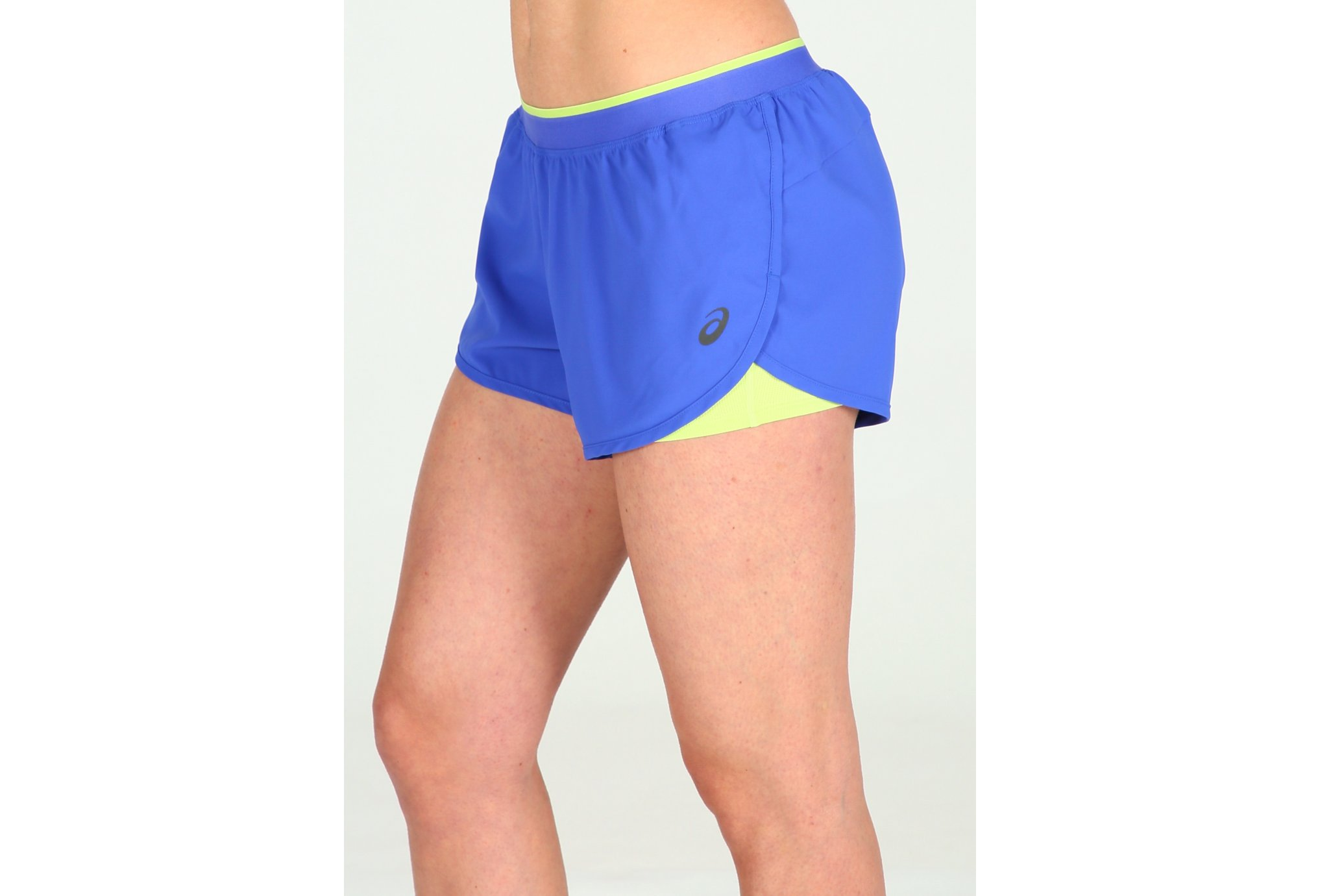 Asics Short 2 en 1 3.5inch W Diététique Vêtements femme