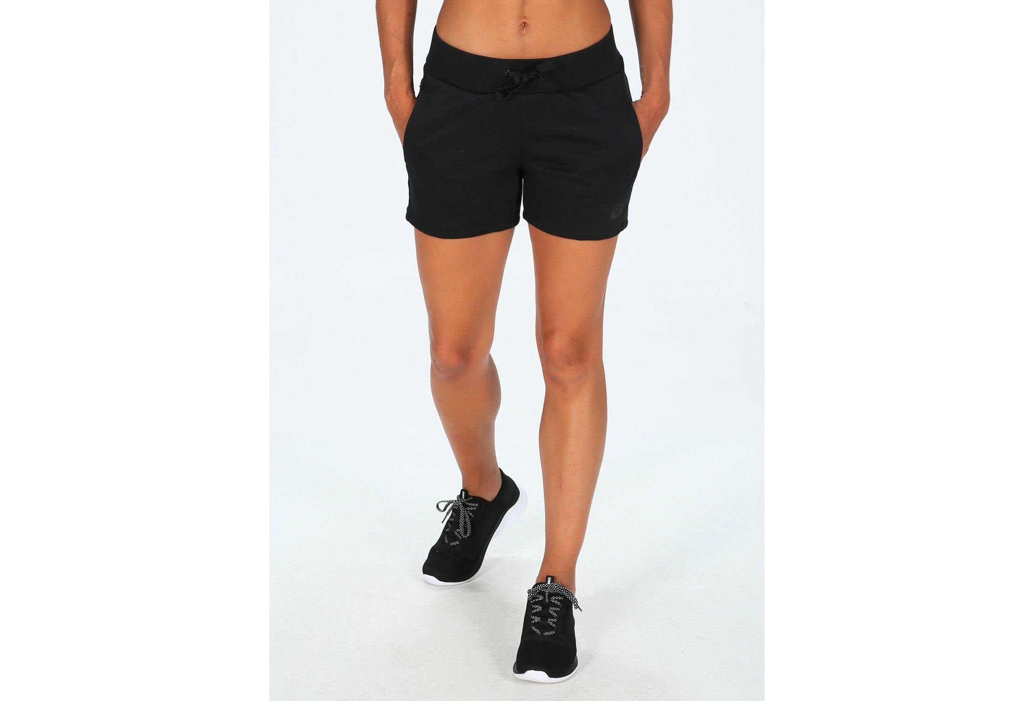 Asics Short Knit W Diététique Vêtements femme