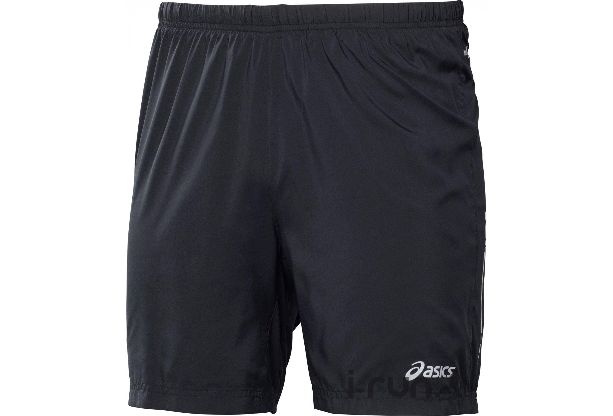 Asics Short Woven 2 en 1 M vêtement running homme