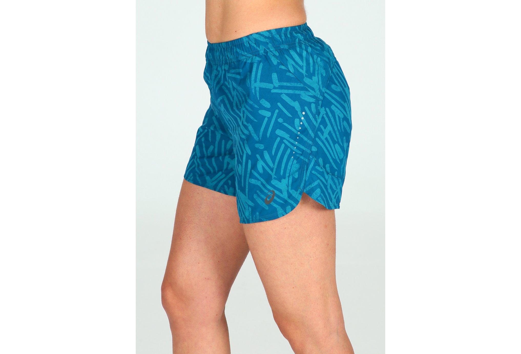 Asics Short Woven 5-5 Inch W Diététique Vêtements femme