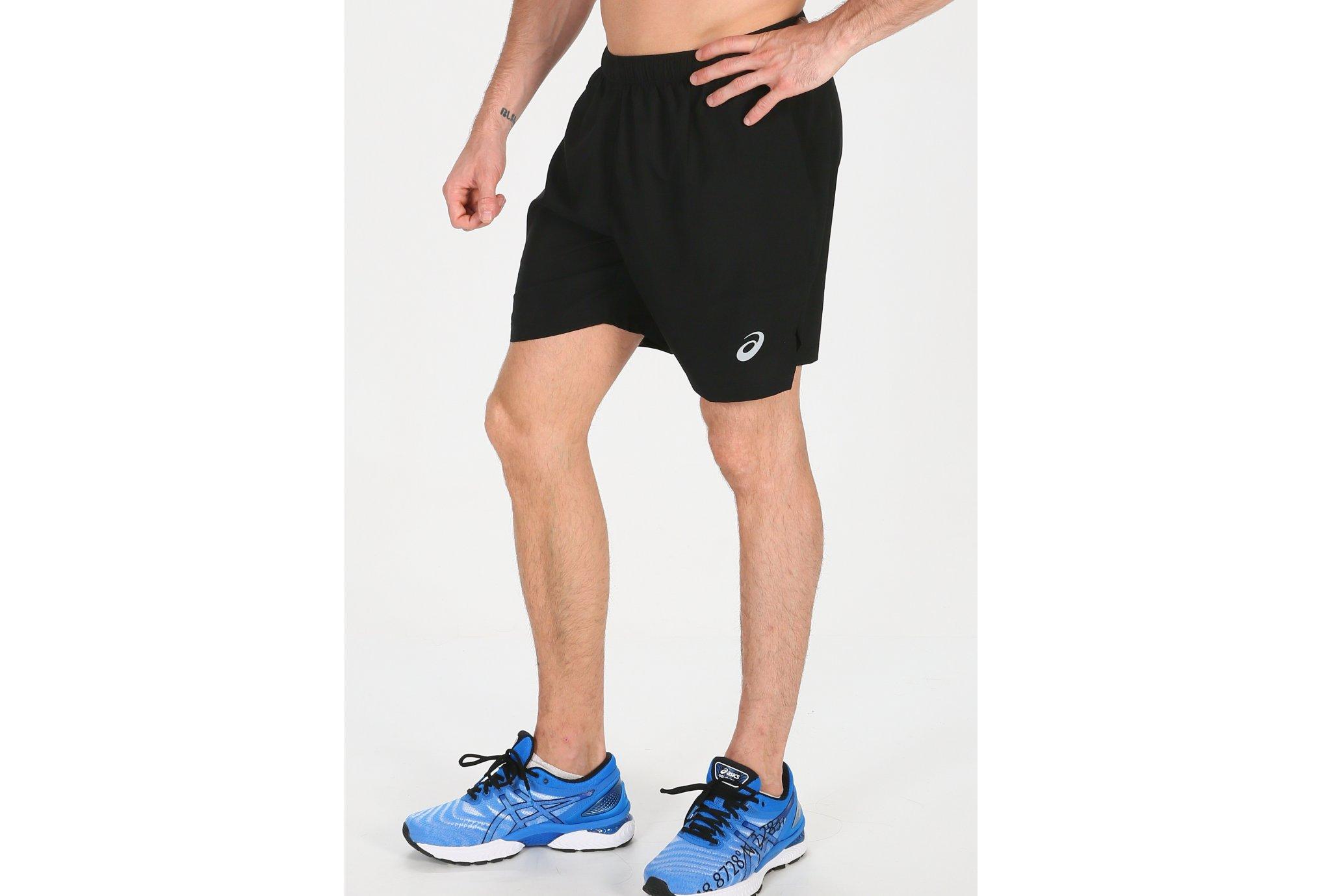 Asics Silver 2 en 1 M vêtement running homme