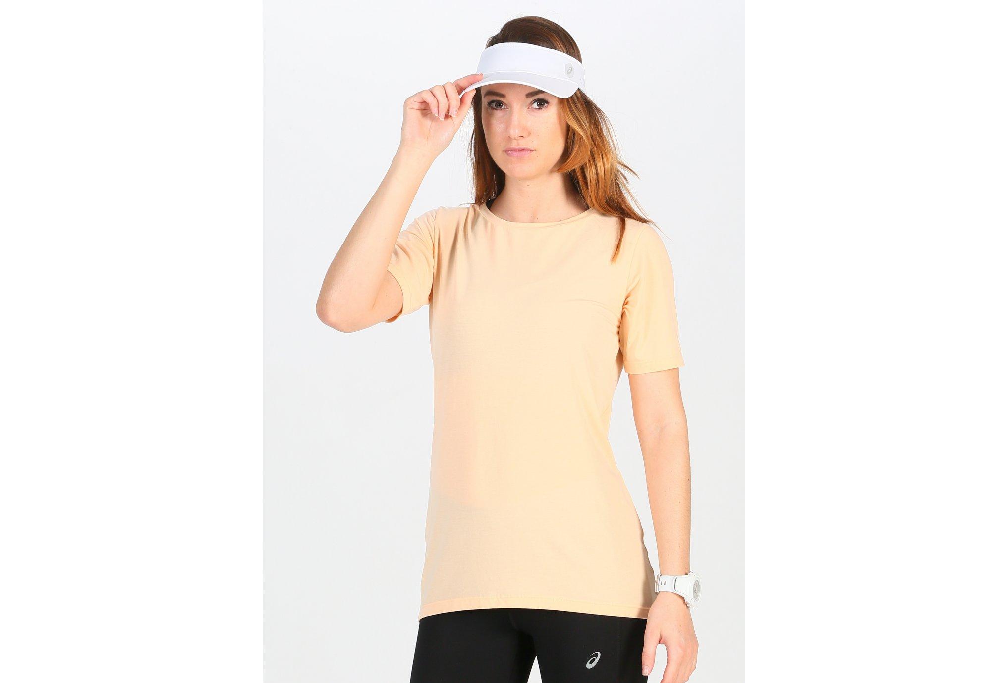 Asics SS Top W Diététique Vêtements femme