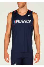 Asics T&F Singlet Équipe de France M