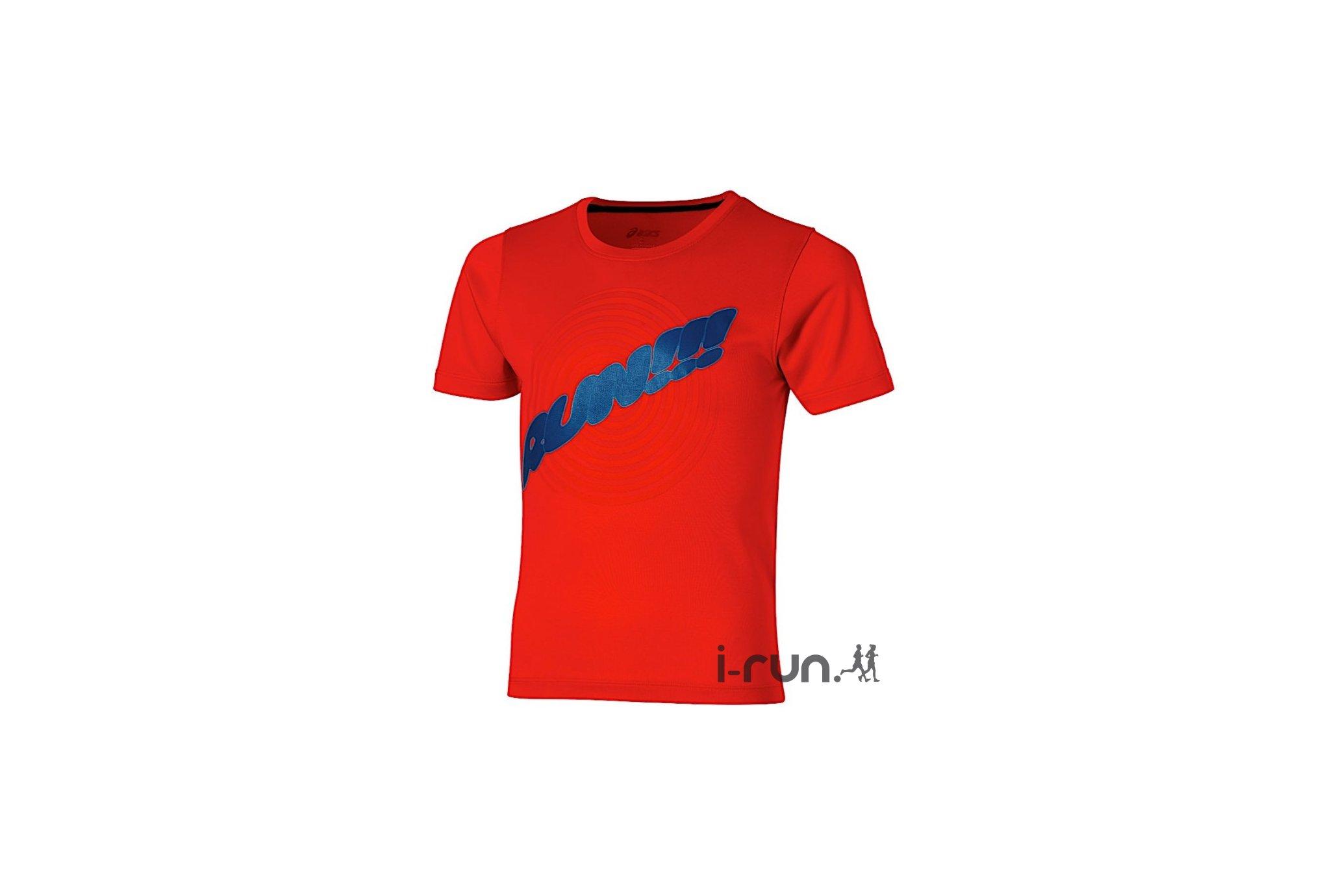 Asics Tee-shirt Graphic Junior vêtement running homme