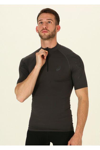 Asics Camiseta Inner Muscle con cremallera