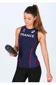 Asics Tee-shirt Rio Équipe de France W