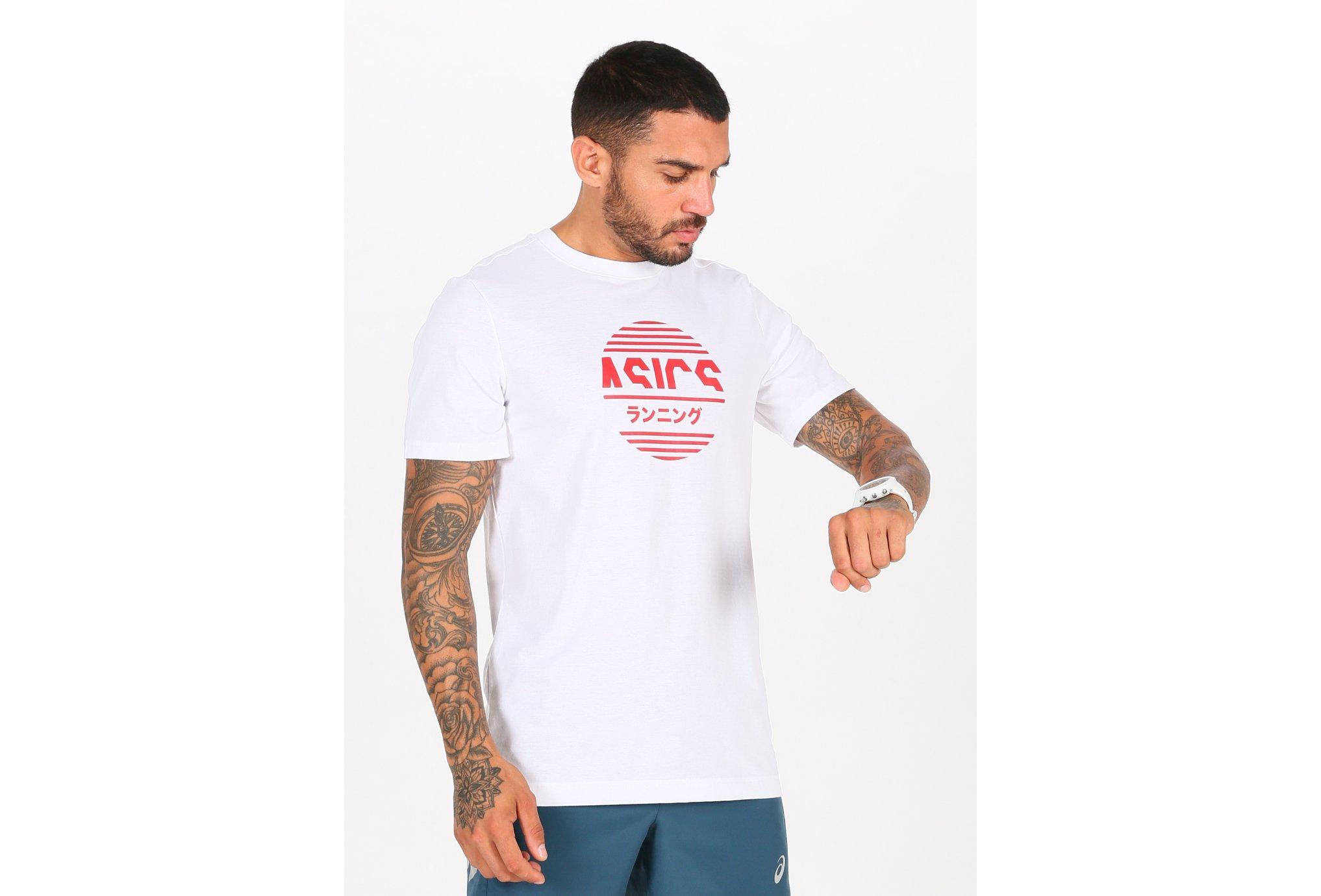 Asics Tokyo Graphic Japan M vêtement running homme