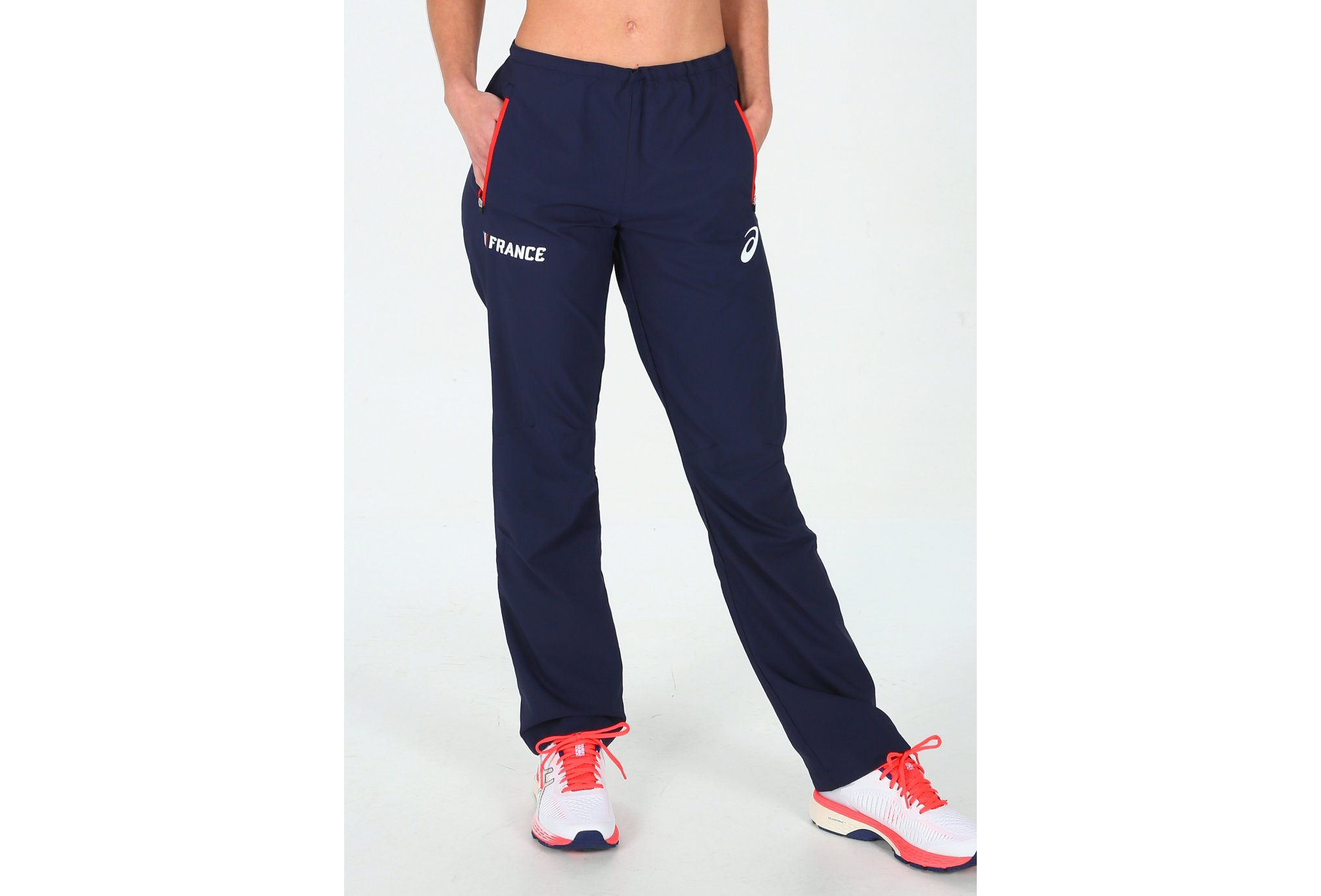 Asics Track Pant France W vêtement running homme