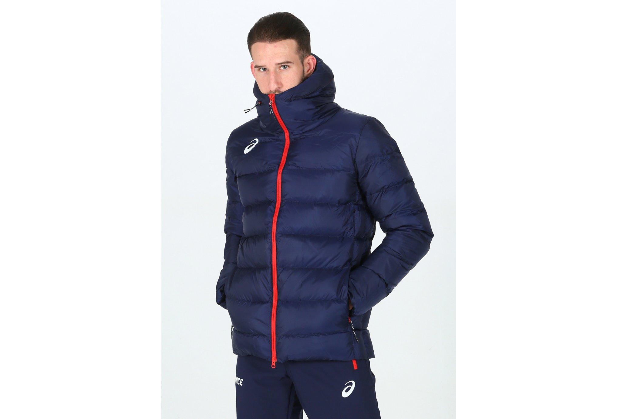 Asics Winter France M vêtement running homme