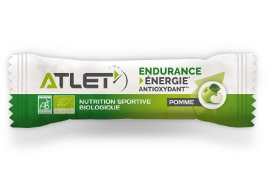 Atlet Barre Énergétique Endurance - Pomme