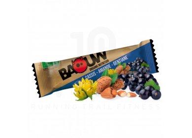Baouw Barre nutritionnelle bio - Cassis - Amande - Gentiane