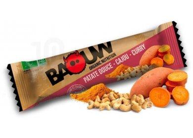 Baouw Barre nutritionnelle bio - Patate douce - Cajou - Curry