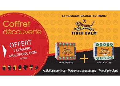 Baume du Tigre Coffret Baume blanc + Baume rouge + Tour de cou