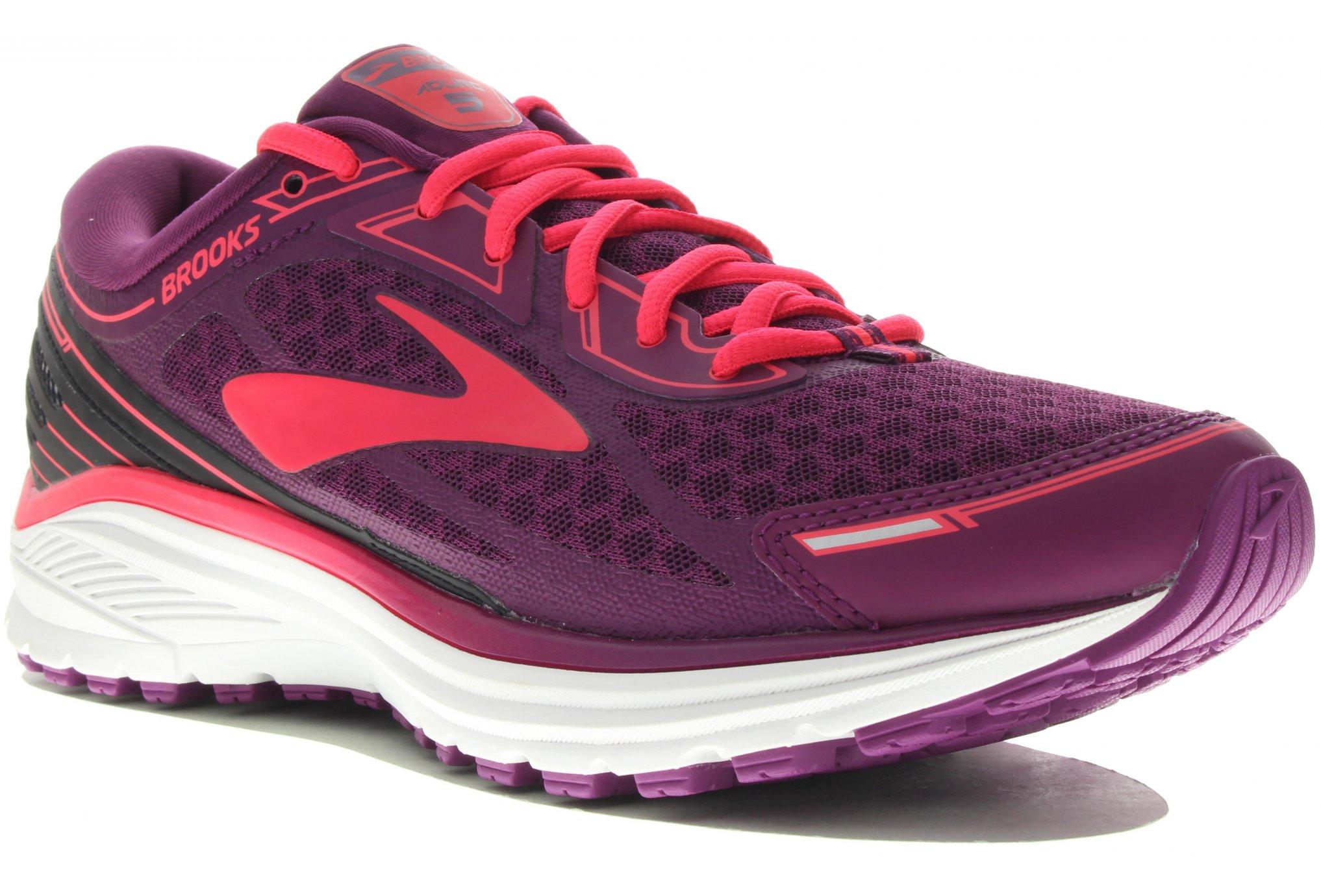 Brooks Aduro 5 w chaussures running femme