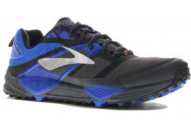 Chaussures Brooks Cascadia bleues homme lQ9BQtt0w