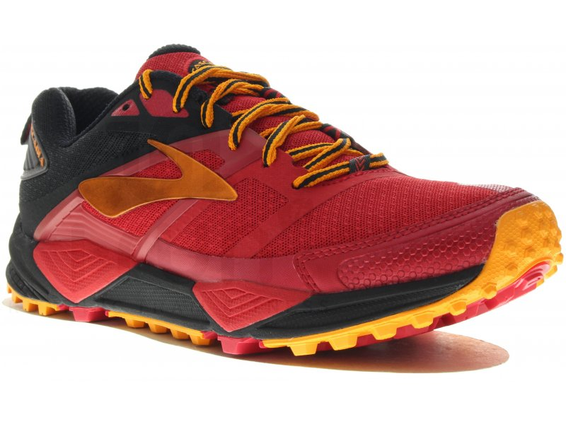 M Chaussures Homme En Brooks Cher 12 Running Promo Pas Cascadia Trail OwX5OSqE