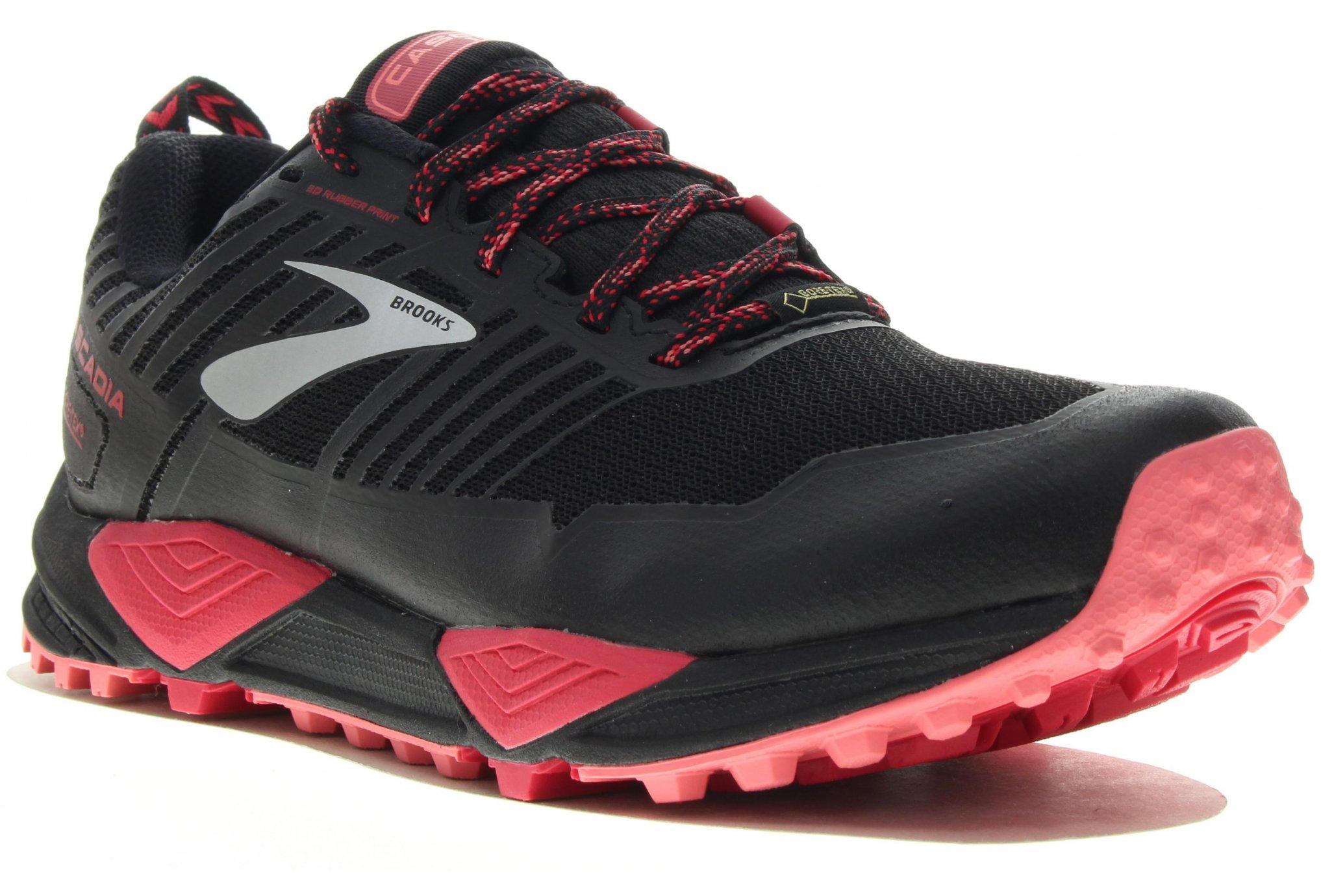 Brooks Cascadia 13 gore-Tex w chaussures running femme