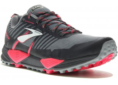 bc27faa1001 Brooks Cascadia 13 W pas cher - Chaussures running femme .