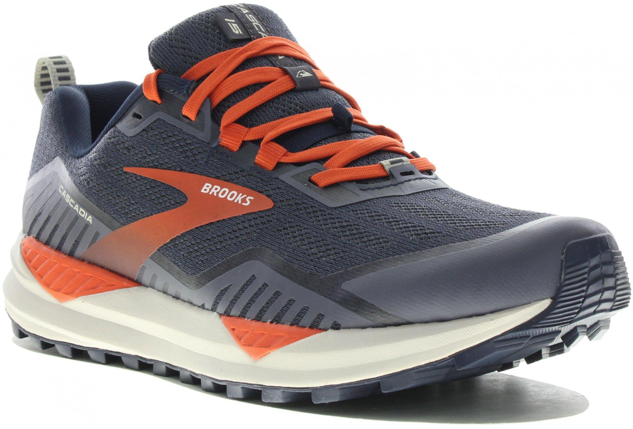 Brooks Cascadia 15 M Diététique Chaussures homme