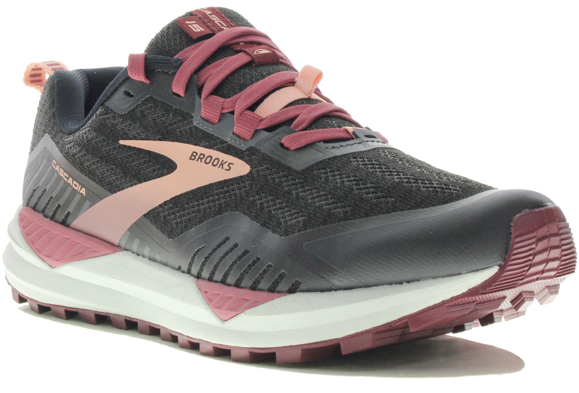 Brooks Cascadia 15 W Diététique Chaussures femme