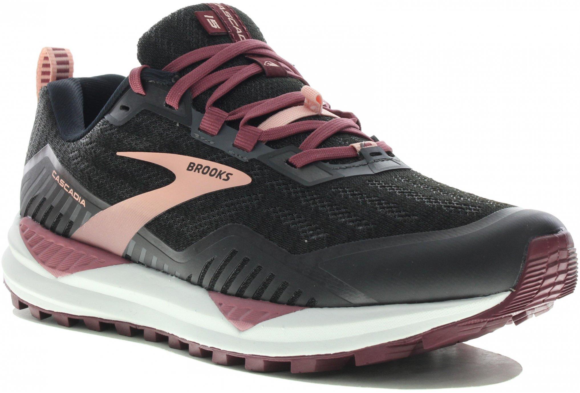 Brooks Cascadia 15 Wide W Chaussures running femme
