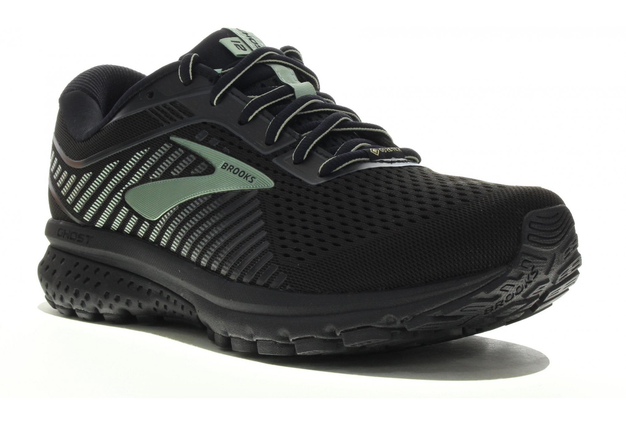 Brooks Ghost 12 Gore-Tex Chaussures running femme
