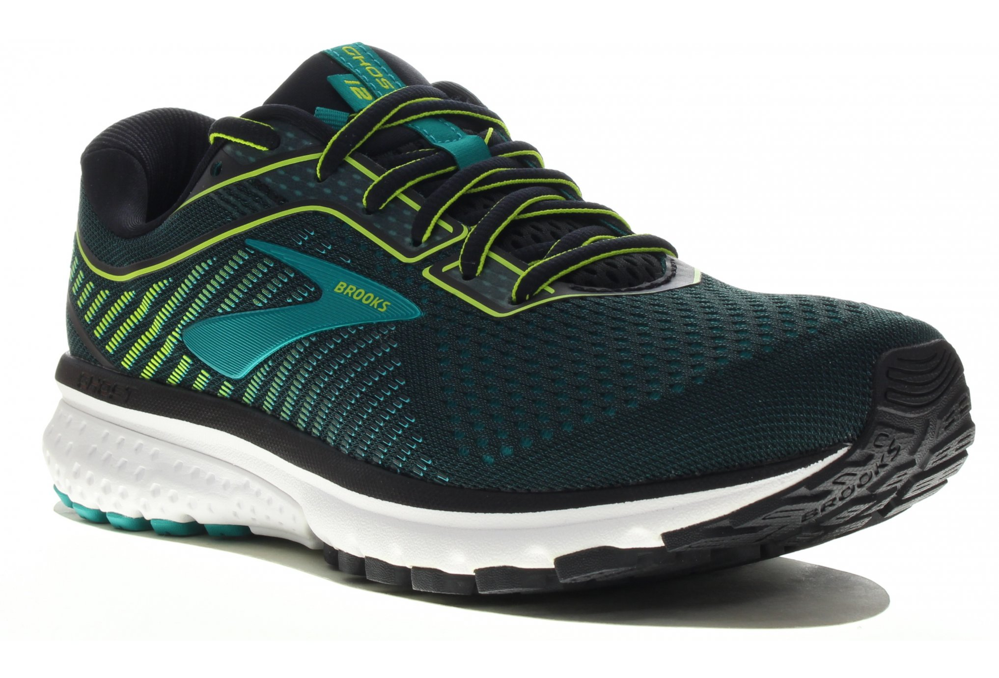 Brooks Ghost 12 Wide Chaussures homme