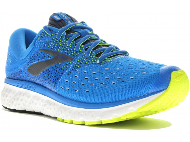 Running 16 Brooks Route Chaussures Pas Glycerin Cher Homme M AS00qCwxR