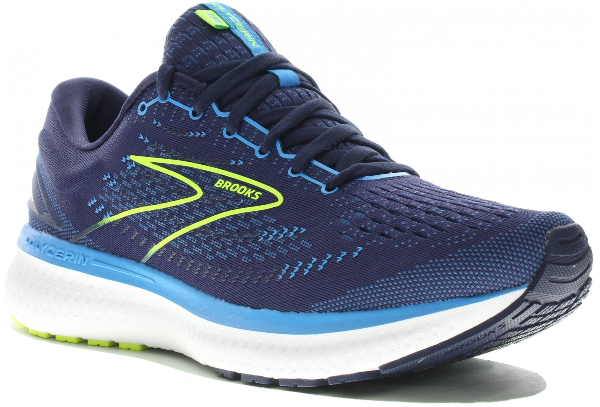 Brooks Glycerin 19 Wide M Chaussures homme