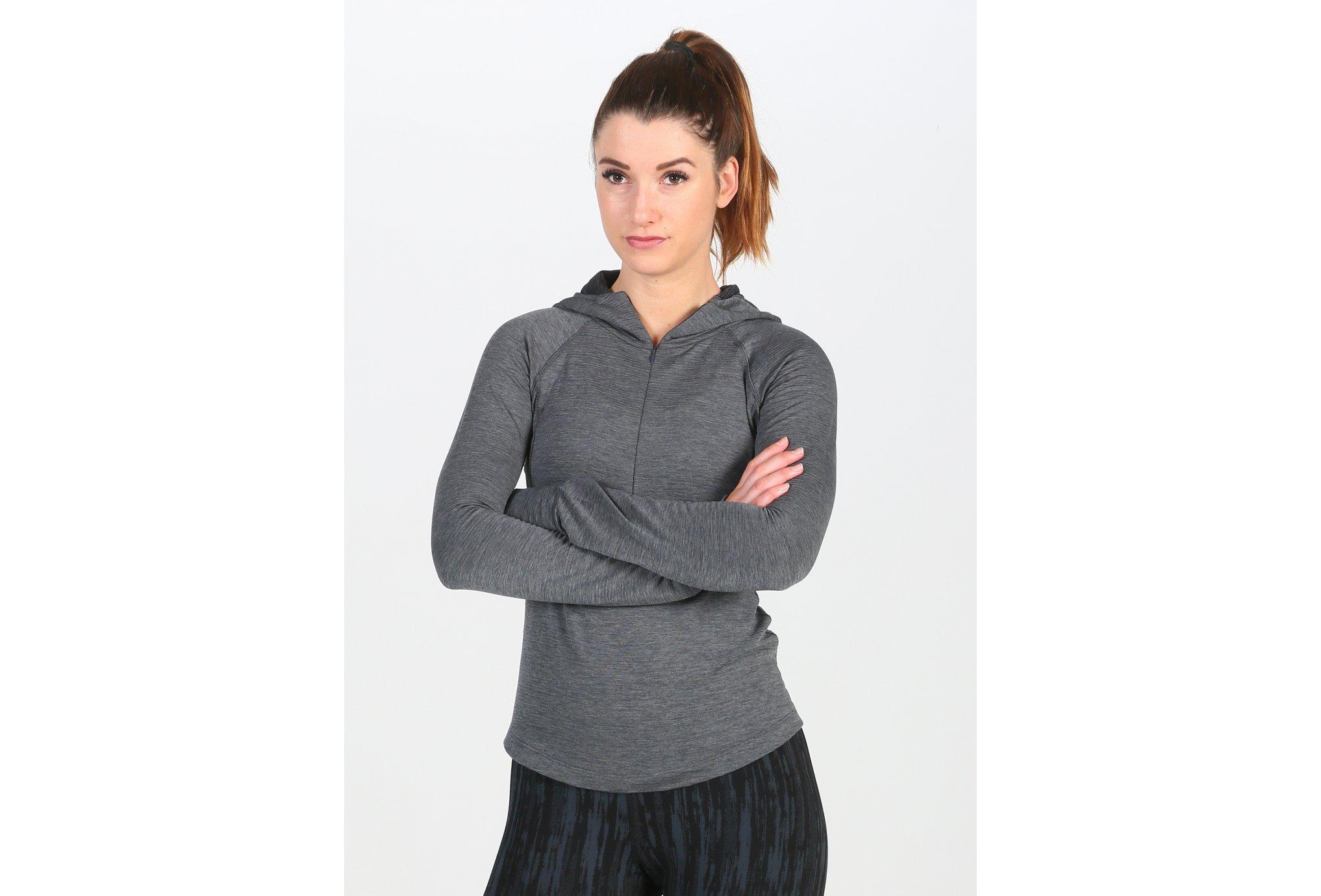 Brooks Notch Thermal W Diététique Vêtements femme