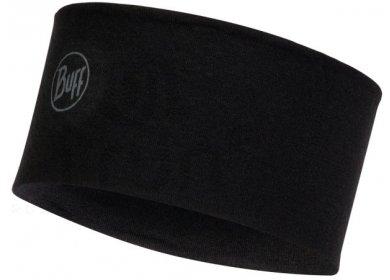 Buff 2L Midweight Merino Wool Solid Black