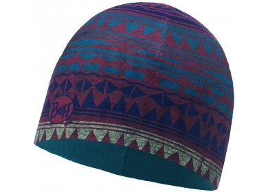 Buff Bonnet Micro Polar Tribal Blanquet Multi