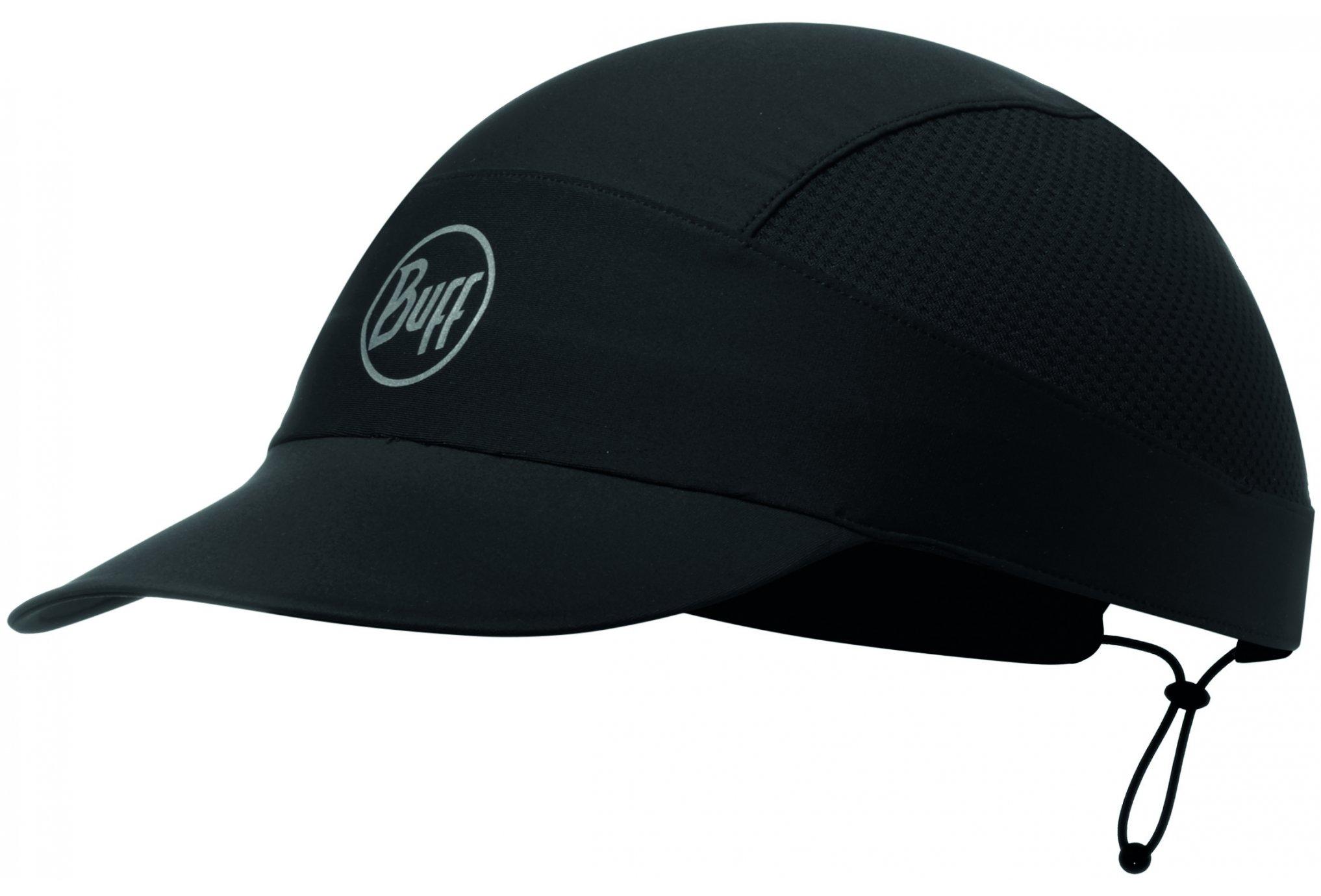 Buff Casquette R-Solid Black S/M Casquettes / bandeaux