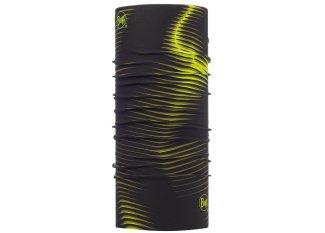 Buff tubular Coolnet UV+ Optical Yellow Fluor