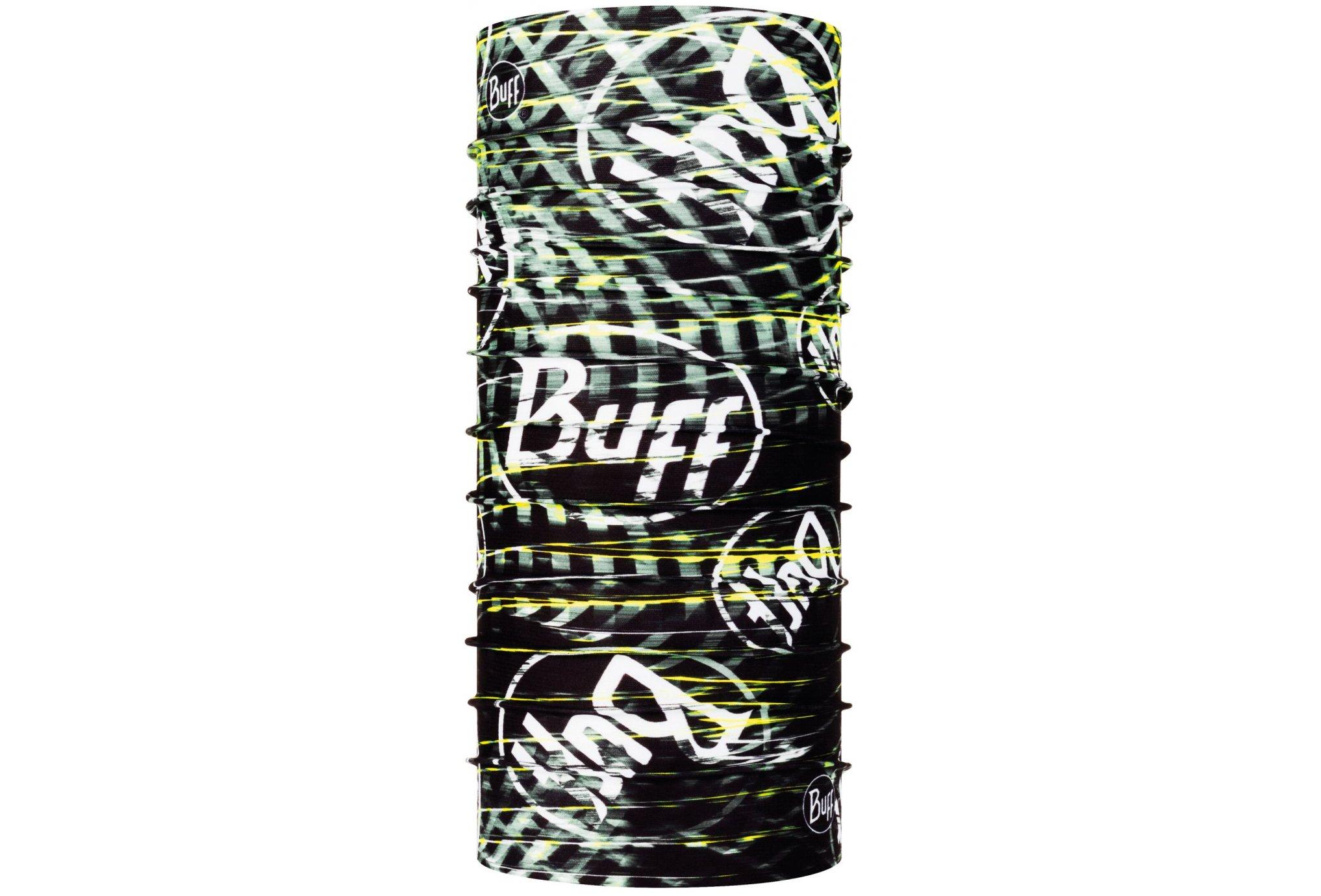 Buff Coolnet UV+ Ulnar Black Tours de cou