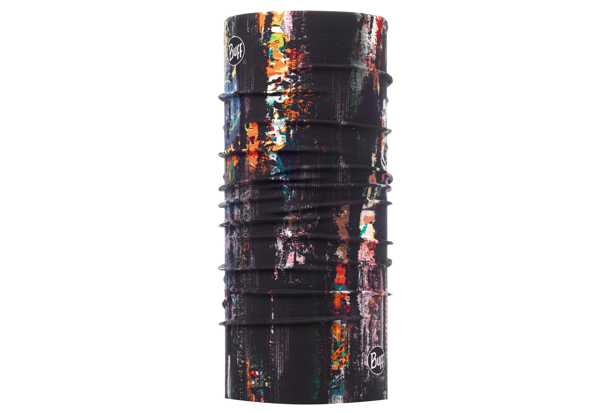Buff Grafitti black tours de cou