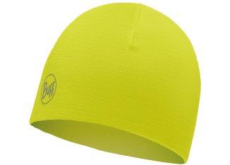 Buff gorro Microfiber Reversible R-Solid Yellow Fluor