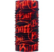 Buff Original Multi Logo Orange Fluor