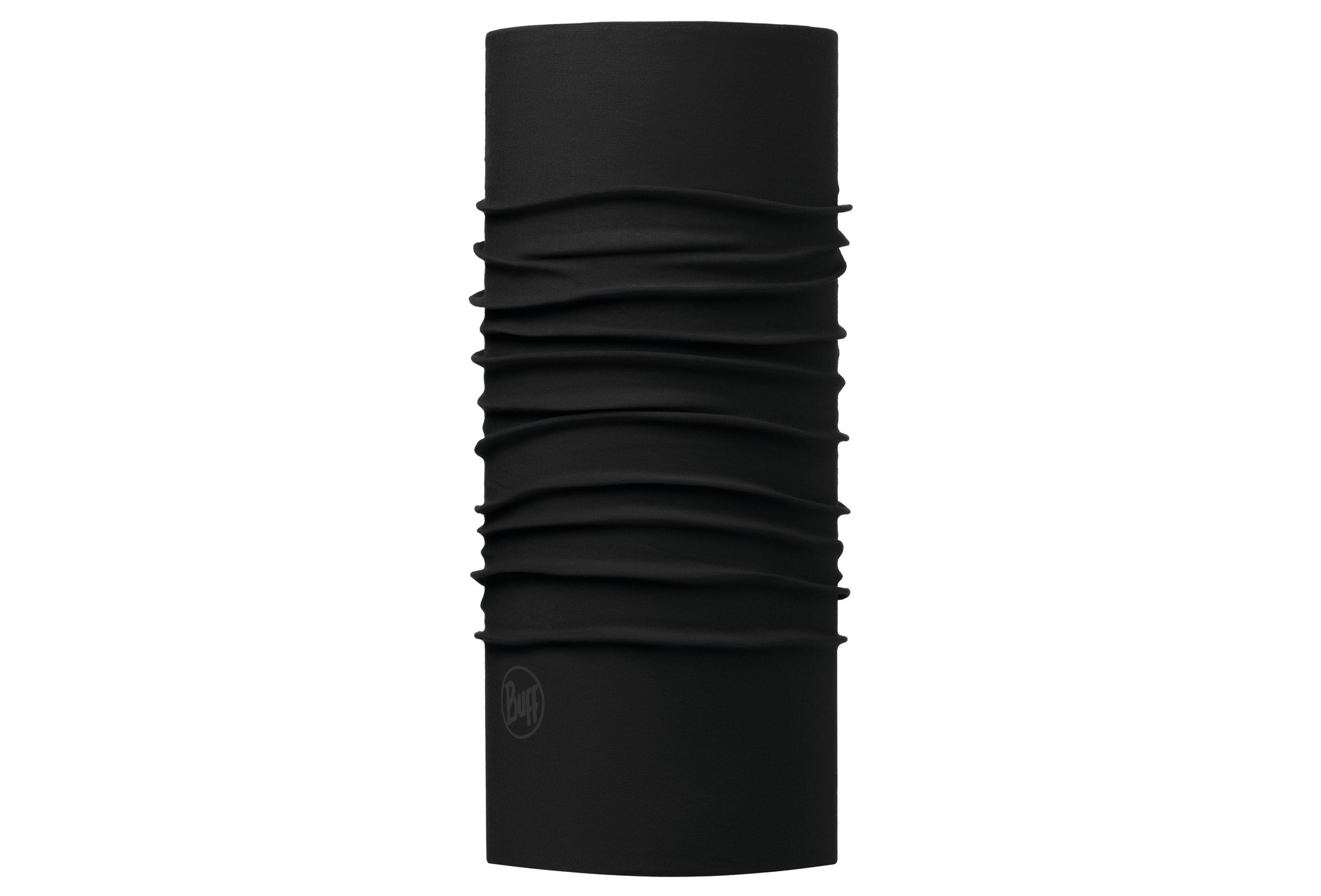 Buff Original Solid Black Tours de cou