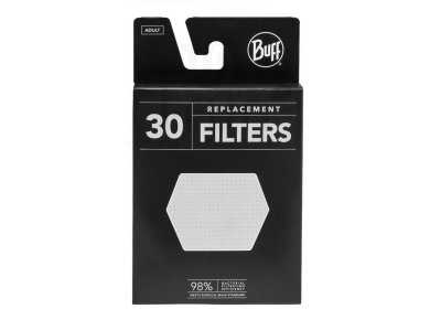 Buff Pack de 30 filtres de rechange
