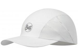 Buff gorra Pro Run Cap R-Solid White