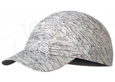 Buff Pro Run Cap Silver Grey HTR