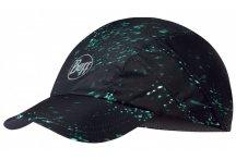 Buff Pro Run Cap Speckle Black
