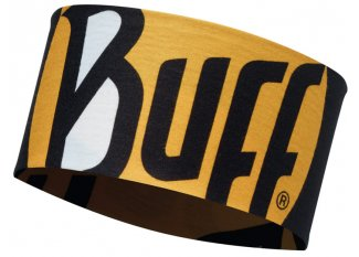 Buff cinta para el pelo Coolnet UV+ Headband Ultimate Logo Black