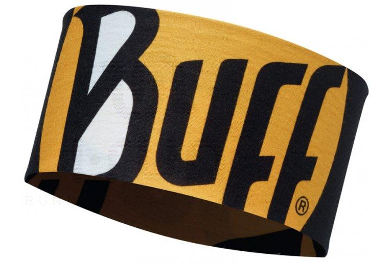 Buff Pro Team Coolnet UV+ Headband Ultimate Logo Black